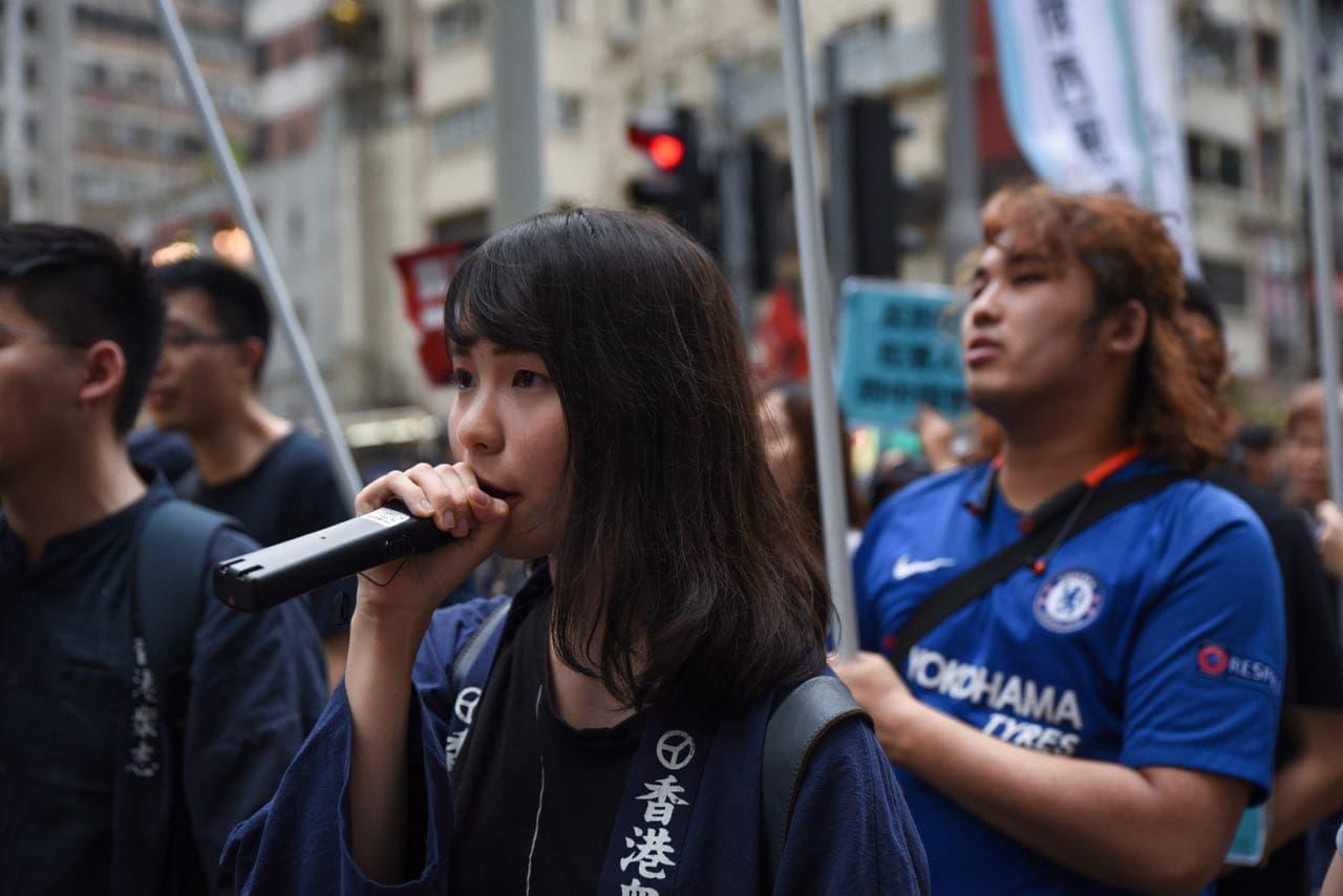 御宅女生的政治日常――香港で民主化運動をしている女子大生の日記 第27回 雨傘運動以来の大規模デモ、逃亡条例改定反対運動のゆくえ