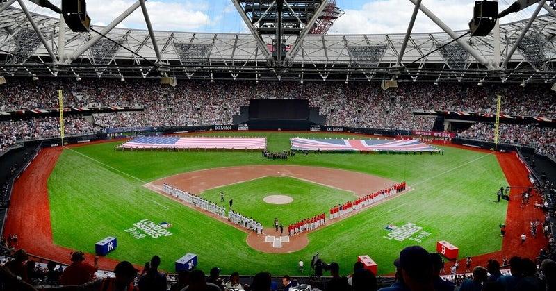 女性、イギリス、ホワイトカラー──野球というスポーツの起源|中野慧